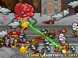 Revenge of Brainzilla Bomb the Human