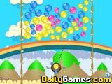 Balloon bubble popper