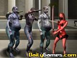 City of Zombies and Ninjas