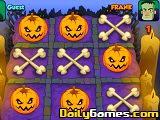 Noughts y Crosses Halloween