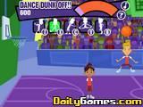 Dance dunk off
