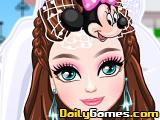 Disneyland Wedding Makeover