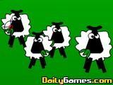 Shoot the sheeps