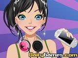 Gadget Girl Make Up Game