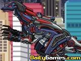 Combine Dino Robot Compsognathus