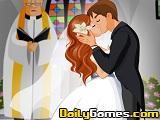 A Brides First Kiss
