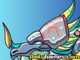 Combine Dino Robot Styracosaurus