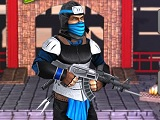 Ninja Clash Heroes 3D