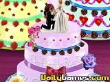 Rose Wedding Cake Maker