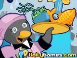 Penguin dinner 2