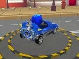 Pj Masks Kids Car Racing 3D