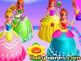Princesses Cake