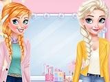 Princesses Become Popular In School