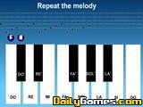 Repeat the melody