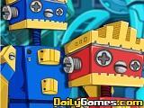 Robot Brother Lab Adventure