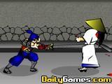 Samurais blood stage 1