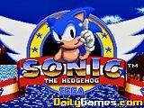 Sonic the hedgehog Html5